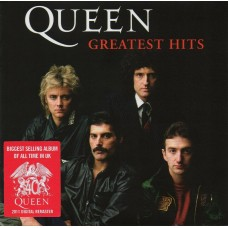 "CD QUEEN ""GREATEST HITS I"""