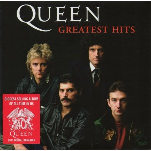 """CD QUEEN """"GREATEST HITS I"""""""