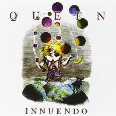 "CD QUEEN ""INNUENDO"""