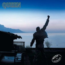 "CD QUEEN ""MADE IN HEAVEN"""