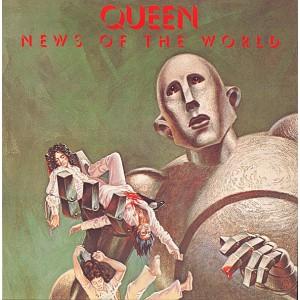 "LP QUEEN ""NEWS OF THE WORLD"""