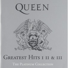 "CD QUEEN ""PLATINUM COLLECTION"" (3CD)"