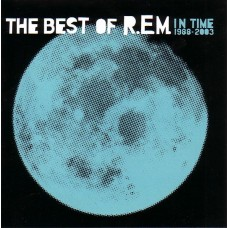"""CD R.E.M.  """"IN TIME. THE BEST OF R.E.M."""" """""""