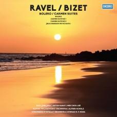 "LP RAVEL / BIZET ""BOLERO / CARMEN SUITES"""
