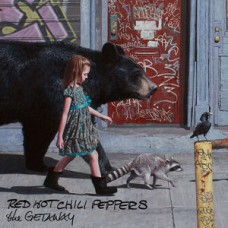 "CD RED HOT CHILI PEPPERS ""THE GETAWAY"""