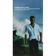 """CD ROBBIE WILLIAMS """" IN AND OUT OF CONSCIOUSNESS. GREATEST HITS 1990-2010"""" (3CD+3DVD)"""