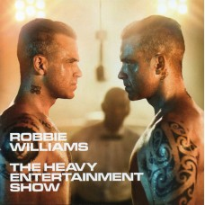 "CD ROBBIE WILLIAMS ""THE HEAVY ENTERTAINMENT SHOW"""