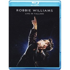 "BR ROBBIE WILLIAMS ""LIVE IN TALLINN"""