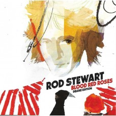 "CD ROD STEWART ""BLOOD RED ROSES"" DLX"