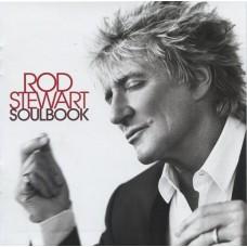 "CD ROD STEWART ""SOULBOOK"""