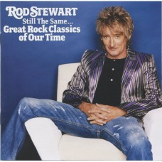 """CD ROD STEWART """"STILL THE SAME... GREAT ROCK CLASSICS OF OUR TIME"""""""