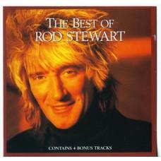 "CD ROD STEWART ""THE BEST OF"""
