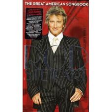 "CD ROD STEWART ""THE GREAT AMERICAN SONGBOOK"" (4CD)"