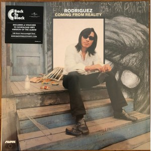"LP RODRIGUEZ ""COMING FROM REALITY"""