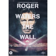 """DVD ROGER WATERS """"THE WALL"""""""