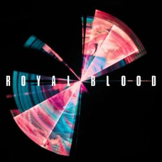 """CD ROYAL BLOOD """"TYPHOONS"""" LIMITED EDITION"""