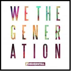 """CD RUDIMENTAL """"WE THE GENERATION"""" DLX"""