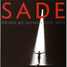 """DVD SADE """"BRING ME HOME. LIVE 2011"""""""