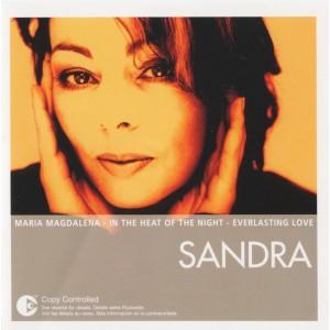 "CD SANDRA ""THE ESSENTIAL"""