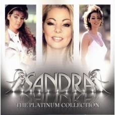 "CD SANDRA ""THE PLATINUM COLLECTION"" (3CD)"