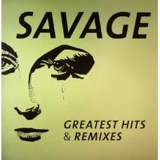 "CD SAVAGE ""GREATEST HITS & REMIXES"" (2CD)"
