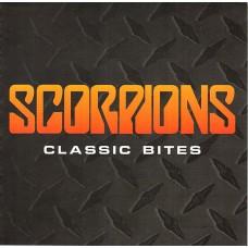"""CD SCORPIONS """"CLASSIC BITES"""""""