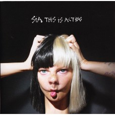 "CD SIA ""THIS IS ACTING"""