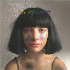 """CD SIA """"THIS IS ACTING"""" DELUXE EDITION"""