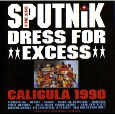 "CD SIGUE SIGUE SPUTNIK ""DRESS FOR EXCESS"""