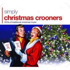 "CD SIMPLY ""CHRISTMAS CROONERS"" (3CD)"