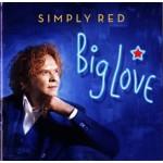 "CD SIMPLY RED ""BIG LOVE"""