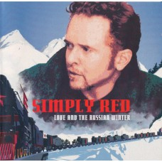 "CD SIMPLY RED ""LOVE AND THE RUSSIAN WINTER"""