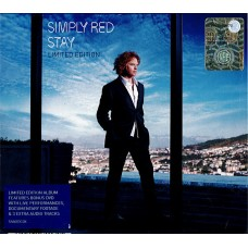 """CD SIMPLY RED """"STAY"""" (CD+DVD) LIMITED EDITION"""
