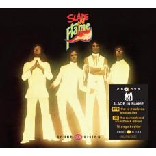 """CD SLADE """"IN FLAME"""" (CD+DVD)"""