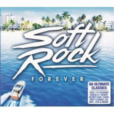 "CD VARIOUS ARTISTS ""SOFT ROCK FOREVER"" (3CD)"