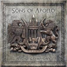 "LP SONS OF APOLLO ""PSYCHOTIC SYMPHONY"" (2LP)"