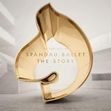 """CD SPANDAU BALLET """"THE STORY. THE VERY BEST OF"""""""