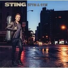 """CD STING """"57TH & 9TH"""" DLX"""