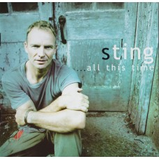 """CD STING """"... ALL THIS TIME"""""""