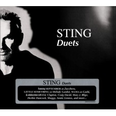 "CD STING ""DUETS"""