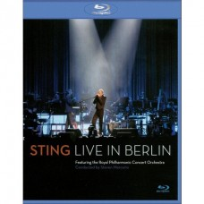 "BR STING ""LIVE IN BERLIN"""