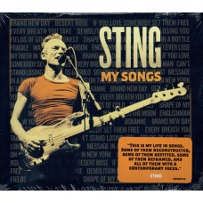 "CD STING ""MY SONGS"""