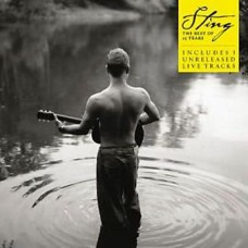 """CD STING """"THE BEST OF 25 YEARS"""" (2CD)"""