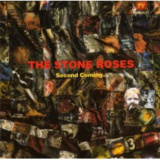 """CD STONE ROSES """"SECOND COMING"""""""