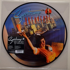 "LP SUPERTRAMP ""BREAKFAST IN AMERICA"""