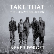 """CD TAKE THAT """"NEVER FORGET. THE ULTIMATE COLLECTION"""""""
