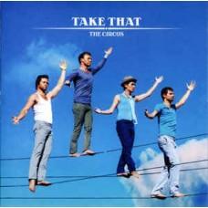 "CD TAKE THAT ""THE CIRCUS"""
