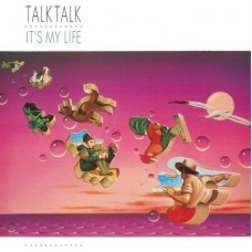 """LP TALK TALK """"IT'S MY LIFE"""" CLEAR VINYL"""