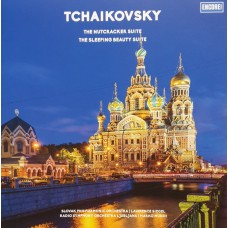"LP TCHAIKOVSKY ""THE NUTCRACKER SUITE / THE SLEEPING BEAUTY SUITE"""