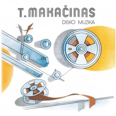 """CD TEISUTIS MAKAČINAS """"DISKO MUZIKA"""""""